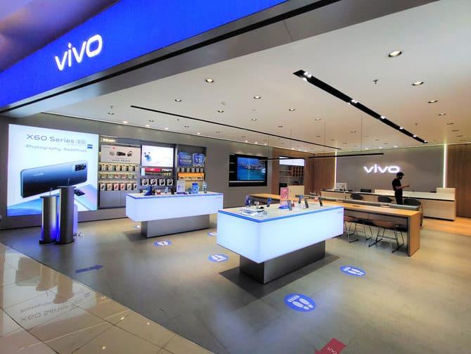 Handphone Vivo Keluarkan Jaringan 5G